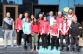 Judo Kadın Milli Takım Kampı İlimizde Devam Ediyor