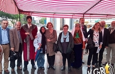 Atatürkçü Düşünce Derneği Şubesi'nden Dolu Dolu Bir Türk Dil Bayramı Etkinliği