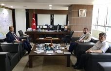 Rektör Akgül'den KOP İdaresine Ziyaret