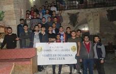 Emniyet, Öğrencileri Şehitler Diyarına Gönderdi