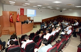 Ekonomi Değerlendirme Toplantısı Vali Meral'in Başkanlığında Yapıldı