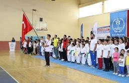 Karaman'da İl Spor Merkezleri Ve Engelliler İl Spor Merkezleri Törenle Açıldı