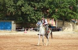Atlı Cirit Türkiye Çeyrek Final Müsabakaları Kazımkarabekir'de Yapıldı
