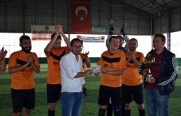 Boynuinceli Yörükleri Futbol Turnuvası Sona Erdi