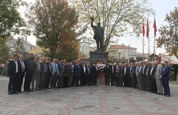 Karaman'da Muhtarlar Günü Kutlandı
