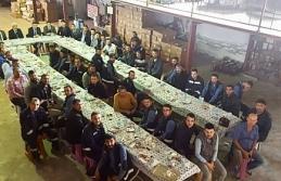 MEDAŞ Genel Müdürü Erol Uçmazbaş, Arıza Bakım Elemanları İle Kahvaltıda Buluştu