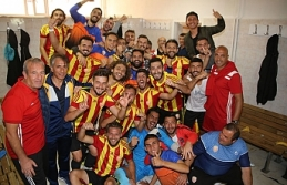 Yeni Lider Karaman Belediyespor