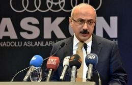 """Elvan: """"Karaman Hedeflerine Koşar Adım İlerliyor"""""""