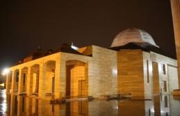 Ahmet Yesevi Camisi'nde Sona Gelindi
