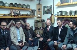 Ak Parti Belediye Başkan Adayı Şahin: KGRT, Karaman'ın Tarihi Arşividir