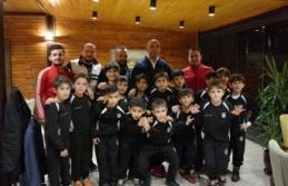 Beşiktaş Futbol Okulu Mersin'e Gitti