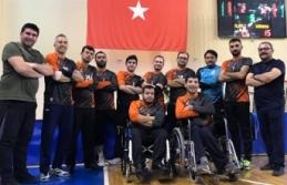 Oturarak Voleybol Takımı Türkiye Üçüncülüğü İlimize Geldi