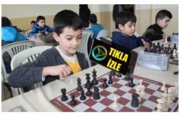 """""""Sinan Güder Anı Satranç Turnuvası"""" Devam Ediyor"""