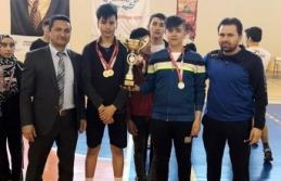 13 Okuldan 65 Sporcu Yarıştı