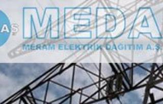 Medas, Mahallelerde Programli Elektrik Kesintisi Yapacak