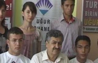 Türkiye'nin Ve Karaman'in Birincileri Ugur'dan!