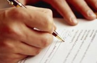 Sözlesmeler Imzalanmaya Baslandi