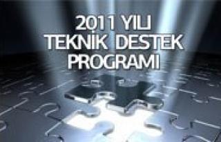 Teknik Destek Programinda Basarili Olan Projeler Açiklandi