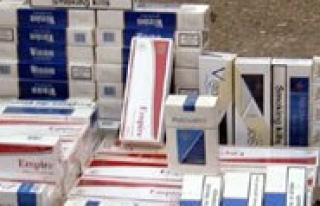Karaman`da 4 Bin 500 Paket Kaçak Sigara Ele Geçirildi