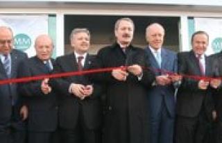Karaman`in Ilk Yabanci Yatirimi Süperpak Ambalaj...
