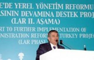 Türkiye`de Yerel Yönetim Reformu Projesinin Kapanis...
