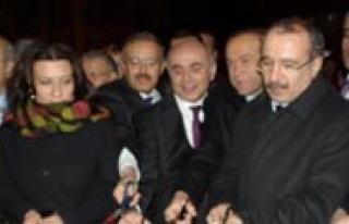 Ankara'daki Karaman Evi'nin Açilisina Büyük...