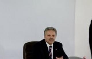 Vali Kahraman Ve Baskan Ugurlu'dan Il Özel Idaresine...