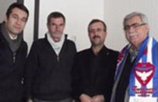 70 Karaman Spor Adana'ya Gidiyor