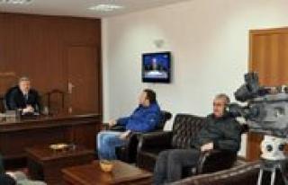 Bursa Olay Tv Ekibi Karaman'daydi