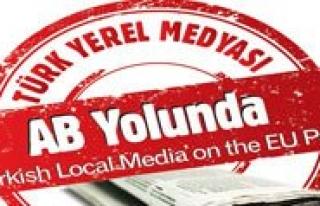 `Türk Yerel Medyasi AB Yolunda` Projesinin 10. Semineri...