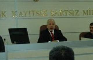 "Il Genel Meclisi Baskani Mustafa Bayir: ""Meclisimizde..."