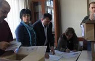 CHP'de Delege Seçimleri Yapildi