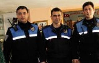 Toplum Destekli Polislik Büro Amirligi Ekipleri,...