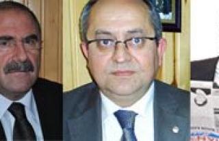 Ikev Baskani Suat Sözer: Karaman'in Sesi Gurbetteki...