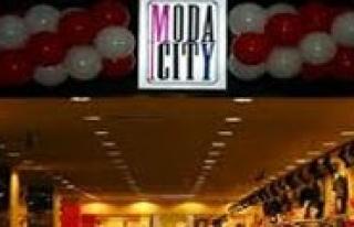 My Moda City'de 7 Gün 7 Gece Yüzde 70 Indirim