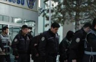 Karaman Polisinden Suç Örgütü Operasyonu