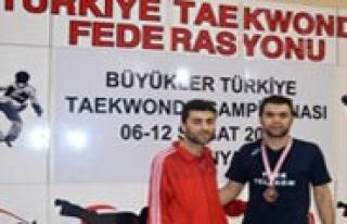 Taekwon-Do Büyükler Türkiye Sampiyonasi Alanya`da...