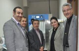 Agiz Ve Dis Sagligi Merkezi'ne Sterilizasyon Makinesi...