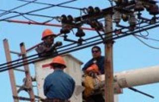 Bazi Bölgelerde Elektrik Kesintisi Var