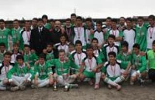 2012 Yilinin Gençler Futbol Müsabakalari Il Birincisi...