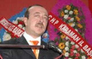 Av. Bulut Yildiz CHP Merkez Ilçe Baskanligina Adayligini...