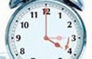Saatlerinizi Ileri Almayi Unutmayin