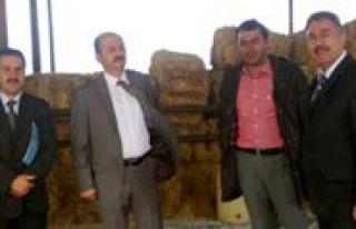 Yollarbasi'ndaki Tarimsal Yatirimlar Incelendi