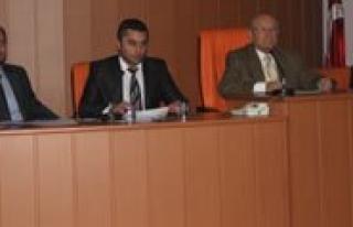 Belediye Meclisi 6 Nisan'da Yogun Bir Gündemle...
