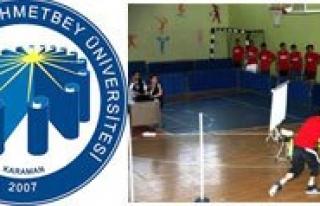 Üniversitede Spor Yöneticiligi Programi Açildi...