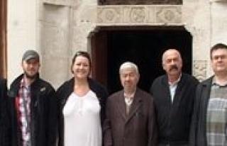 Yüregimde Türküler Belgesel Ekibi Karaman'da