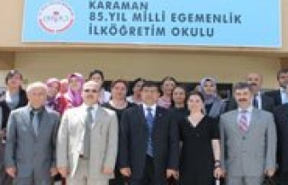 85.Yil Milli Egemenlik Ilkögretim Okulu'nun Pilav...