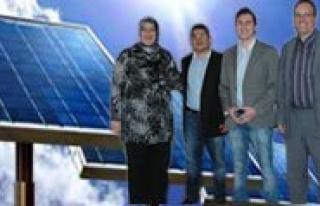Karamanli Çiftçiler Elektrigini Günesten Alacak