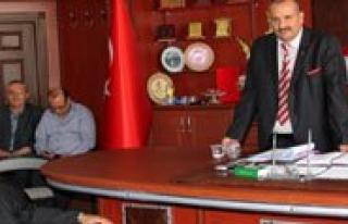 """Milletvekili Elvan: """"Esnaf Toplumumuzun Temel Direklerinden..."""