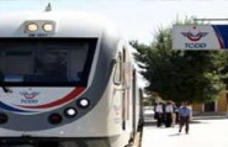 Iç Anadolu Mavi Tren Seferi Yeniden Düzenlendi